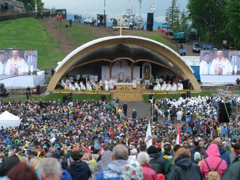 Ferenc pápa: a csíksomlyói zarándoklat Erdély öröksége és a testvériség jele