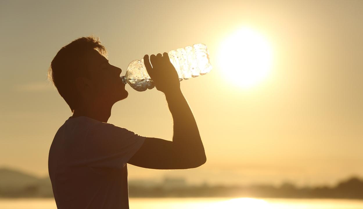 Tévhit, hogy hideg vízre van szükségünk a meleg, nyári napokon