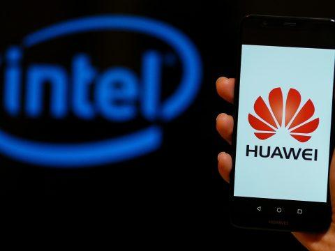 Lobbiznak az amerikai cégek a Huawei tiltása ellen