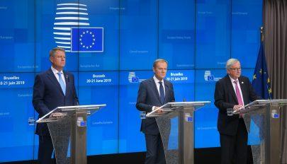 Juncker és Tusk üdvözölték Románia sikeres EU-elnökségét