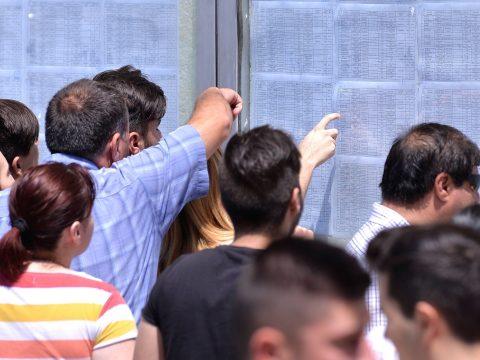 Képességvizsga: a vizsgázók 73,2%-a érte el az átmentőt
