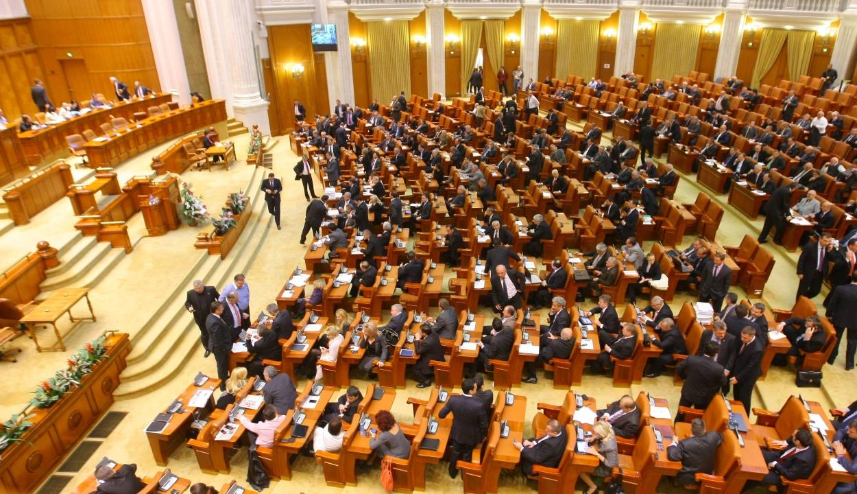 Elutasította a képviselőház a börtönbüntetés házi őrizetben való letöltését lehetővé tevő tervezetet