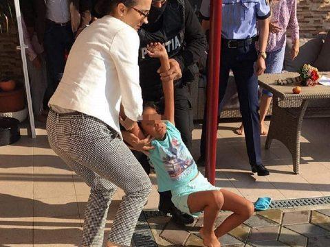 Sorina-ügy: a kislánnyal szemben erőszakosan fellépő ügyésznő felfüggesztését kérik