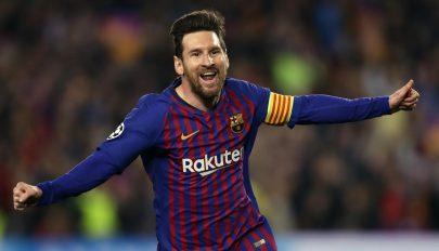 Hatodszor kapta meg Lionel Messi az Aranylabdát