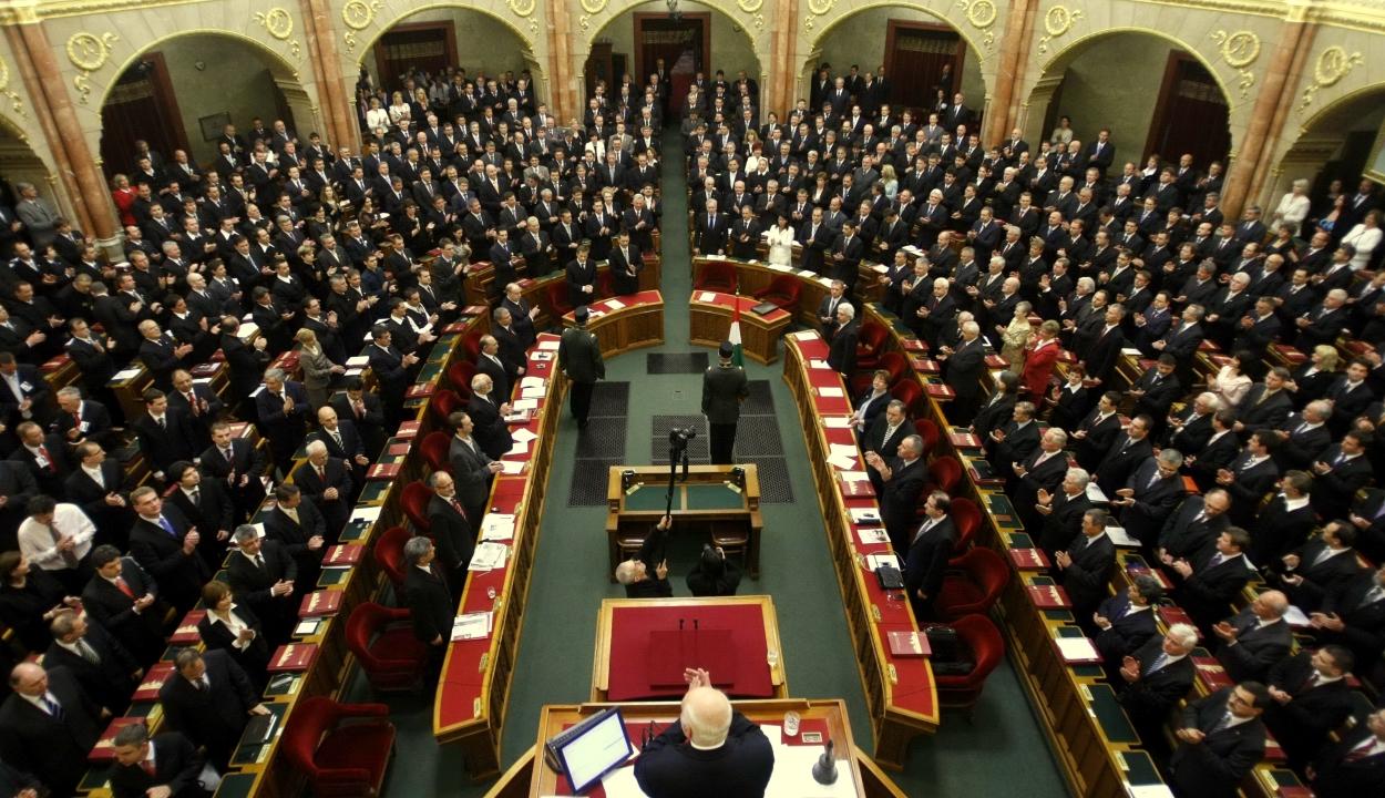 A nemzeti összetartozás évének nyilvánította 2020-at a Magyar Országgyűlés