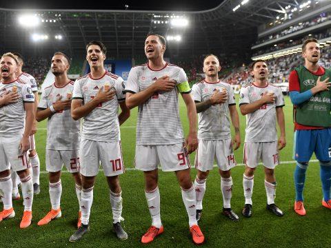 FIFA-világranglista: Magyarország kilenc helyet javított, Románia hat helyet rontott