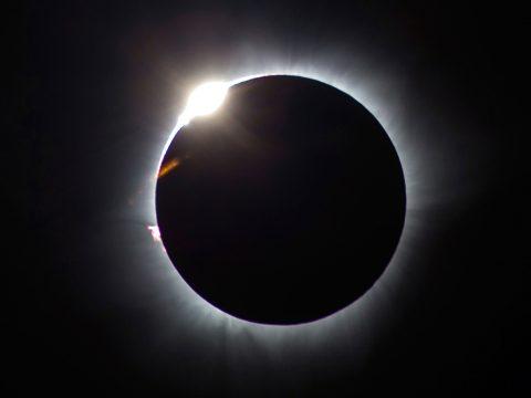 Digitálisan felújították az első, teljes napfogyatkozásról készített filmfelvételt