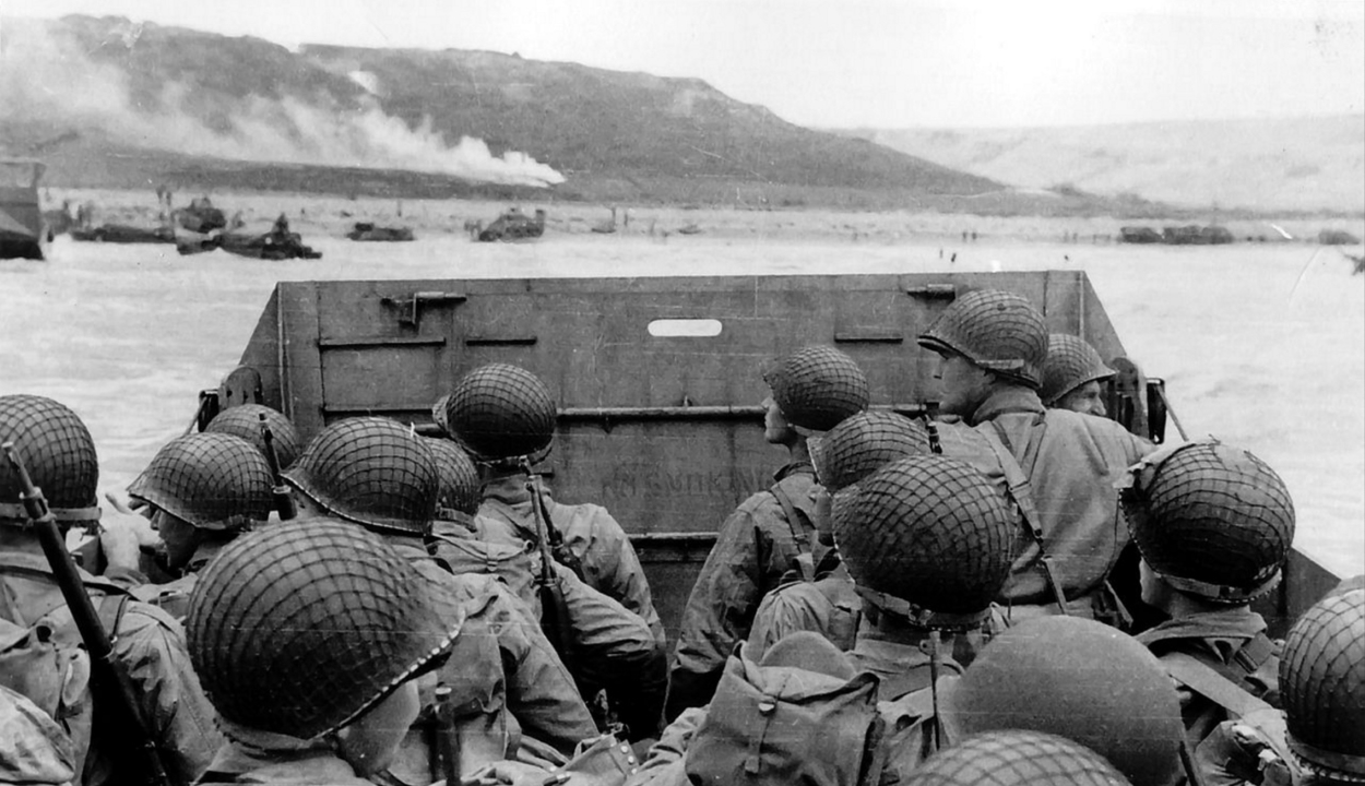 """A """"leghosszabb nap"""" – 75 éve kezdődött a történelem legnagyobb partraszállási hadművelete"""