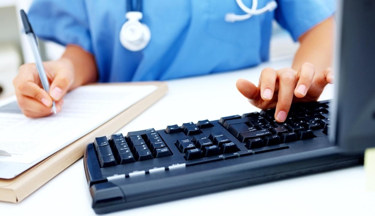 Leállt az egészségügyi rendszert kiszolgáló informatikai platform