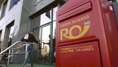 Tavaly először elvesztette piacvezető pozícióját a Román Posta