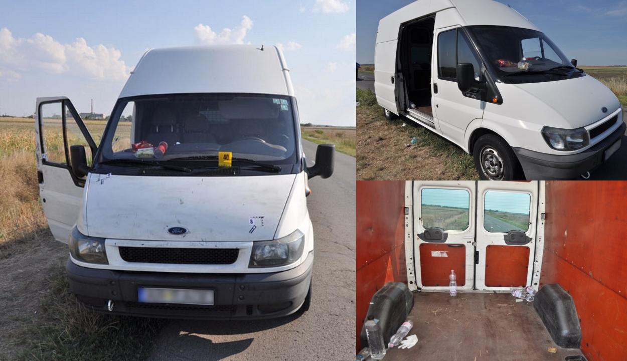 Vádat emelnek Magyarországon a migránsokat kisbuszokba zsúfoló román embercsempészek ellen