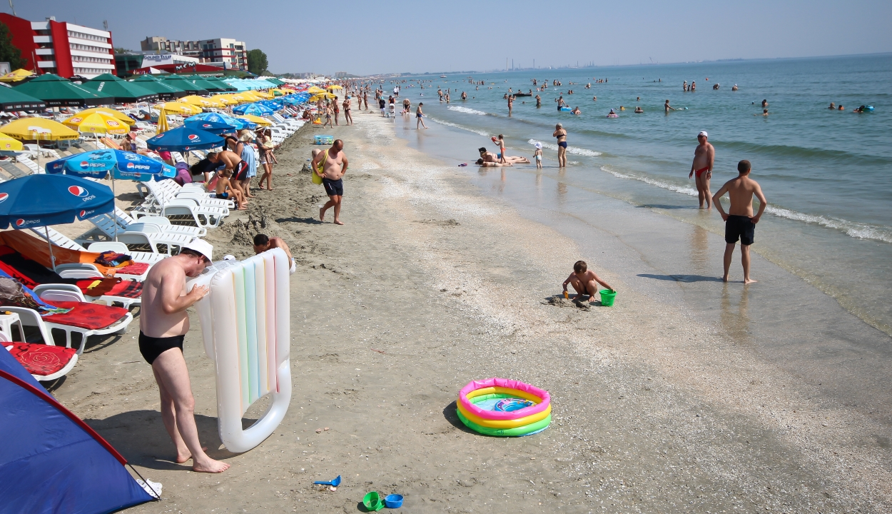 A romániai nők 63%-a legszívesebben a tengerparton nyaralna