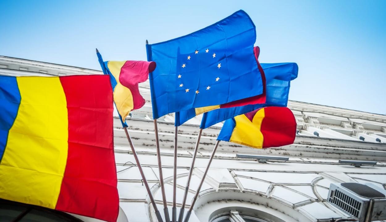 Románia lakosságának 60%-a pozitívan vélekedik az EU-ról