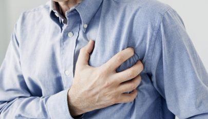 Szakorvos: szívinfarktust is okozhat a hideg időjárás