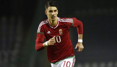 Az Arsenal ajánlatot tett az egyik legtehetségesebb fiatal magyar focistáért