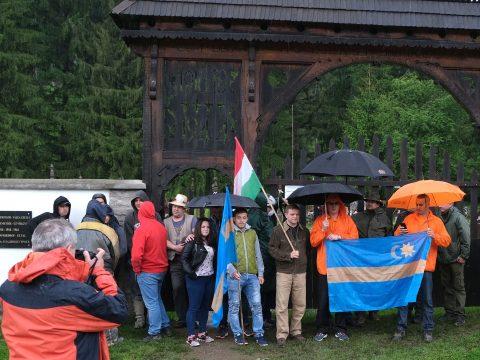 Úzvölgyi incidensek: a csendőrség megbírságolta Grüman Róbertet
