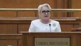 Dăncilă: tiszteletben tartom a magyar kisebbséget