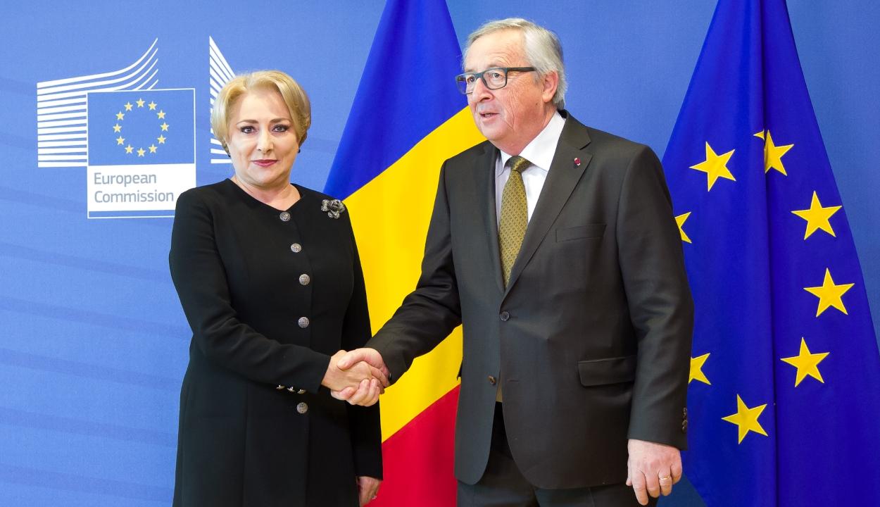A miniszterelnök Junckerrel és Timmermansszal találkozik Brüsszelben