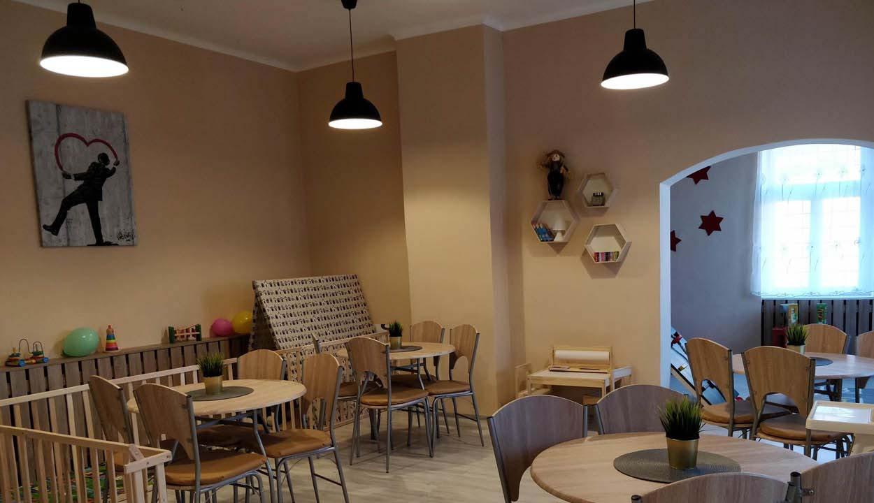Fun Café, a kézdivásárhelyi bababarát kávézó