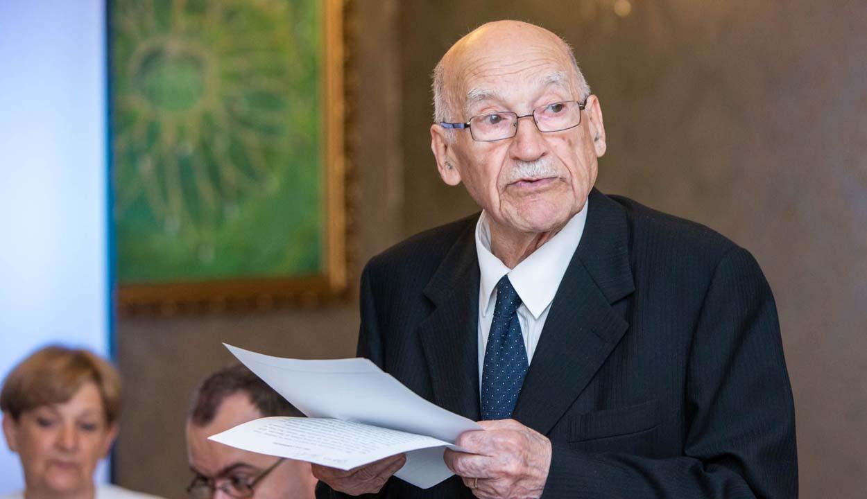 Gábor Áron, a nélkülözhetetlen