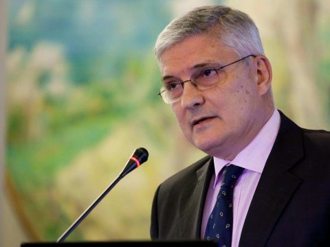 Daniel Dăianut választották a Pénzügyi Tanács elnökévé