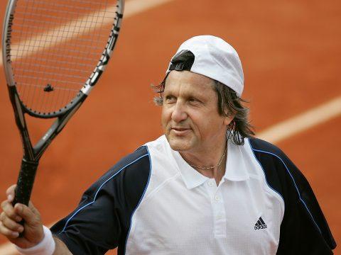 Felfüggesztett börtönbüntetésre ítélték Ilie Năstase egykori világelső teniszezőt