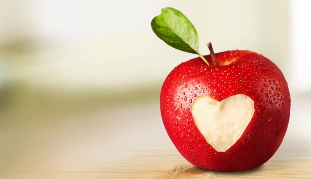 Minden nap egy alma a rákot is távol tartja