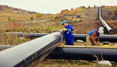 Egy évvel később lehet kész a BRUA-gázvezeték első romániai szakasza