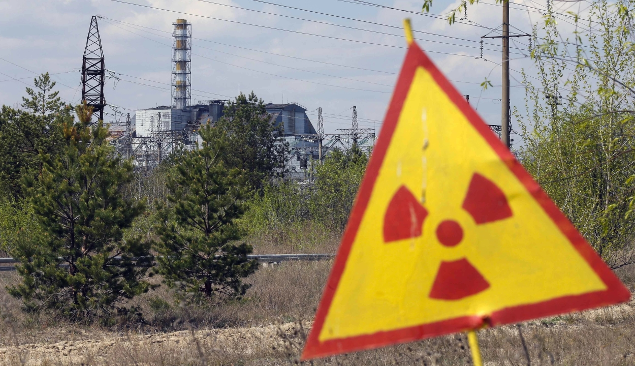 Rekordszámú turista látogatta meg a csernobili atomkatasztrófa övezetét