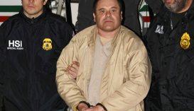 Életfogytig és további 30 évig tartó börtönbüntetésre ítélték El Chapo Guzmant