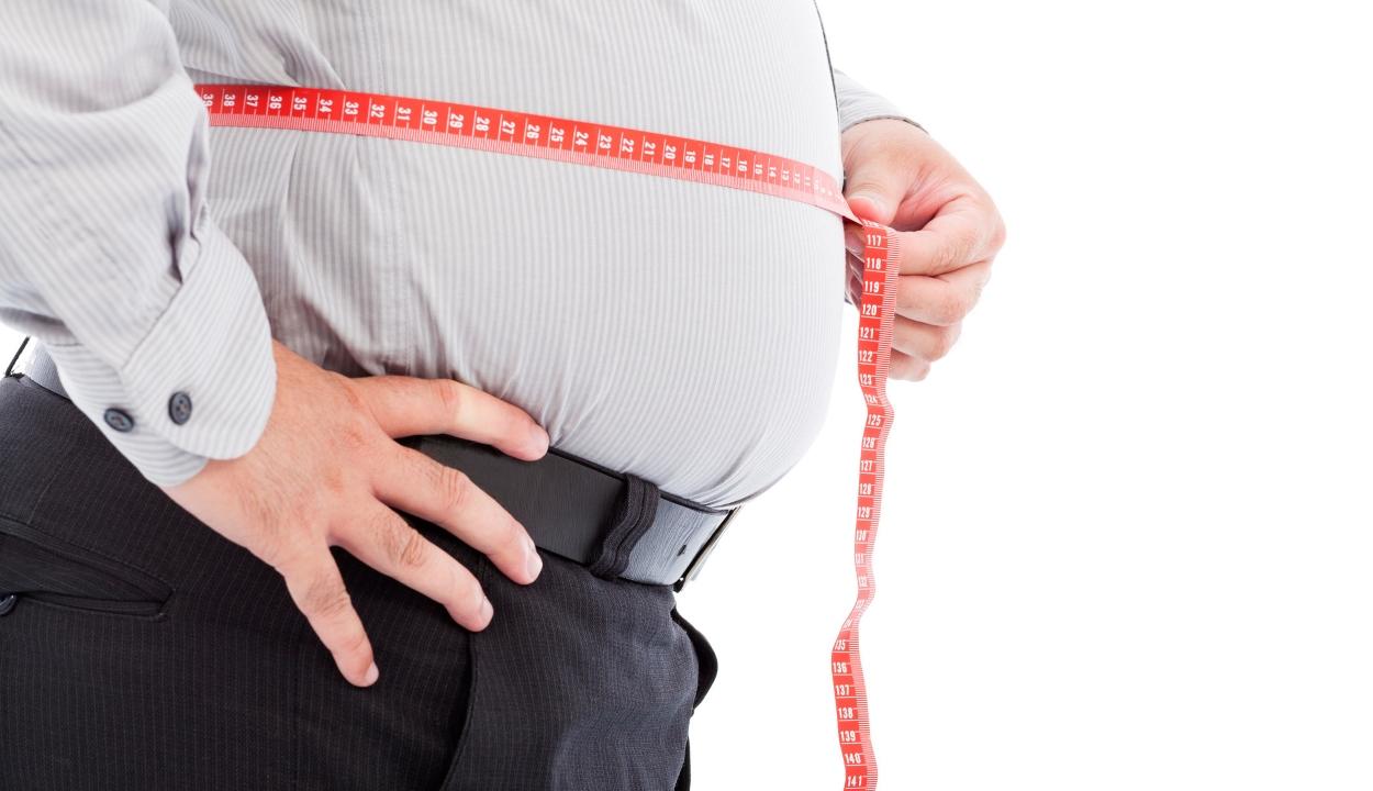Súlyosabb lehet a koronavírus lefolyása az elhízottak körében