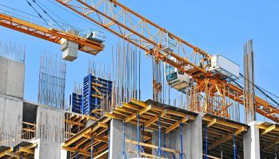 Szárnyra kapott a román építőipari termelés