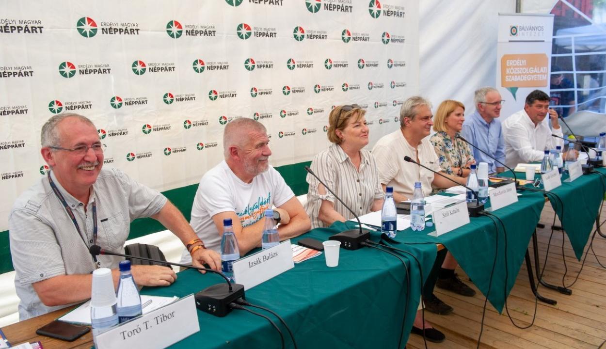 Az erdélyi magyar pártok cselekvési tervet dolgoznak ki a következő két év együttműködéséről
