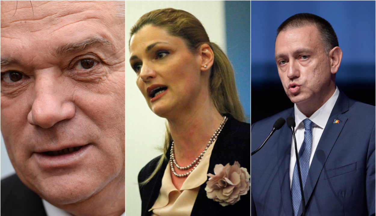 Letette a hivatali esküt a Dăncilă-kormány új belügy- és külügyminisztere