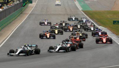 Forma-1: Hamilton hatodszor nyert Silverstone-ban