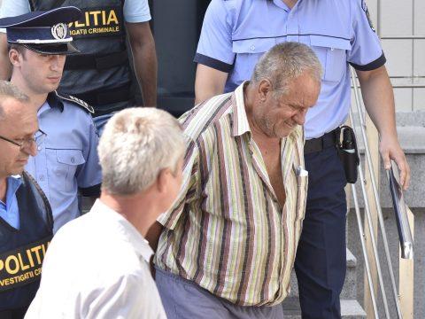 30 nappal meghosszabbították Gheorghe Dincă előzetes letartóztatását