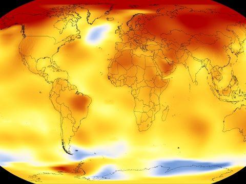 A következő öt év az eddigi legmelegebb időszak lehet a Földön