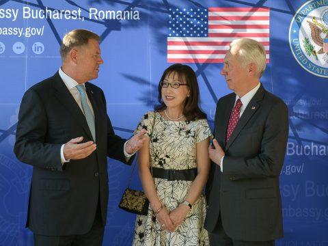 Amerikai nagykövet: az USA gratulál Romániának a sikeres EU-elnökséghez