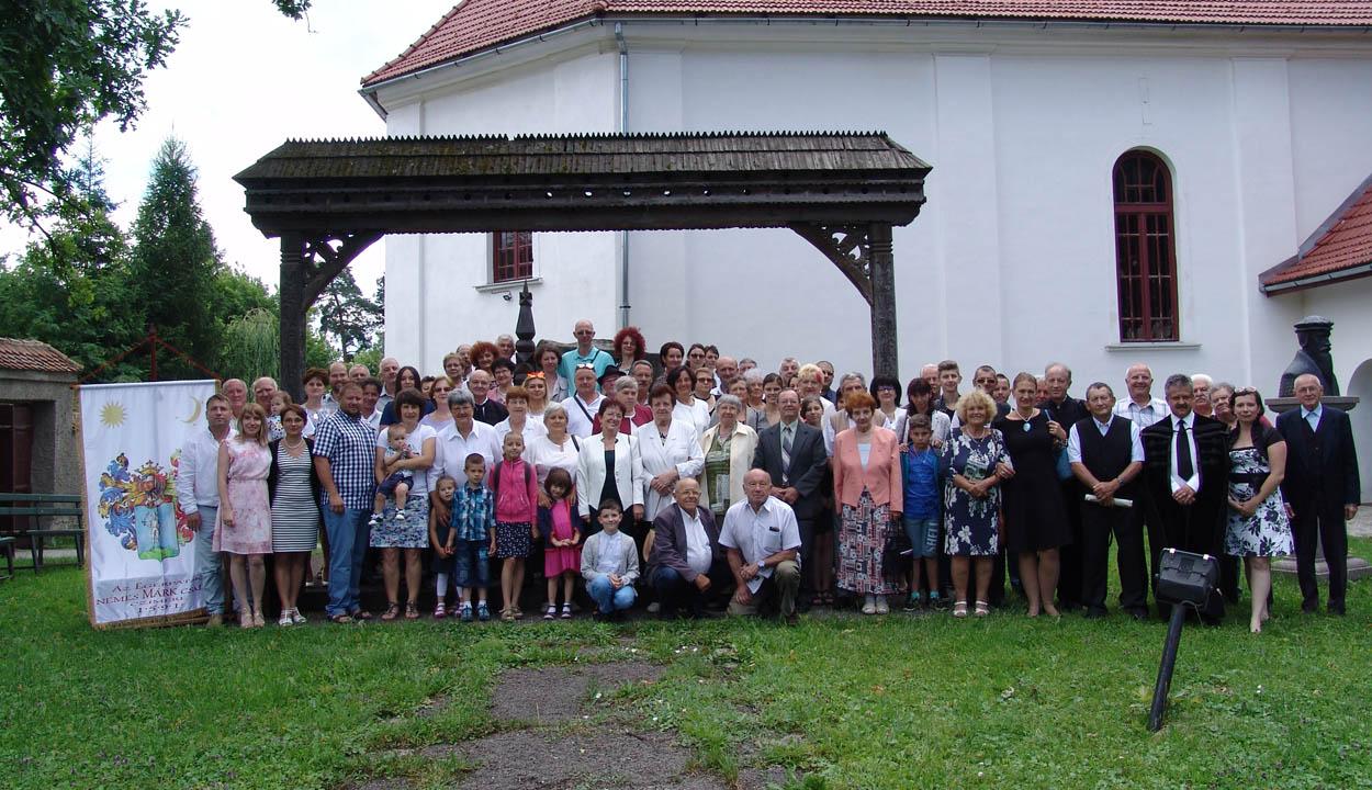 A Márk családok VII. találkozója