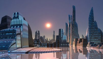 Futurisztikus várost épít Szaúd-Arábia