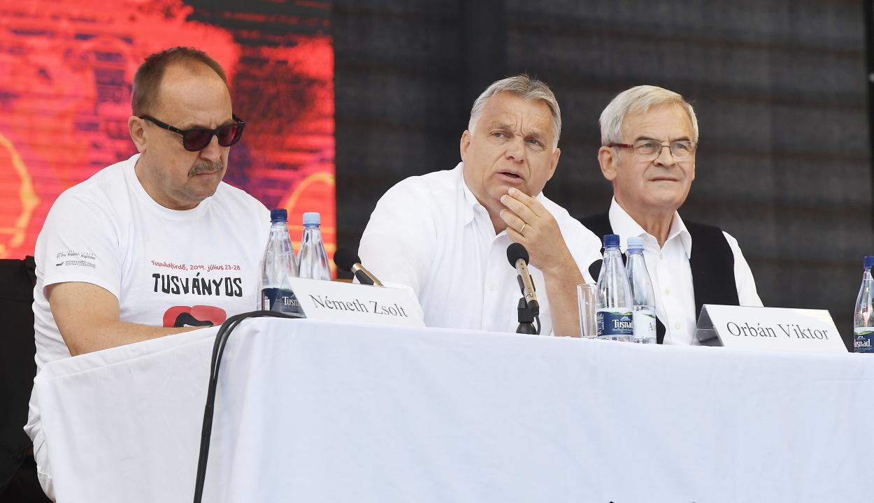 Orbán: a magyar nemzetnek megvannak azok a képességei, amelyekkel független tud maradni