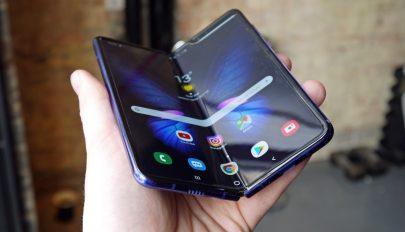 A Samsung piacra dobja a Galaxy Fold második modelljét