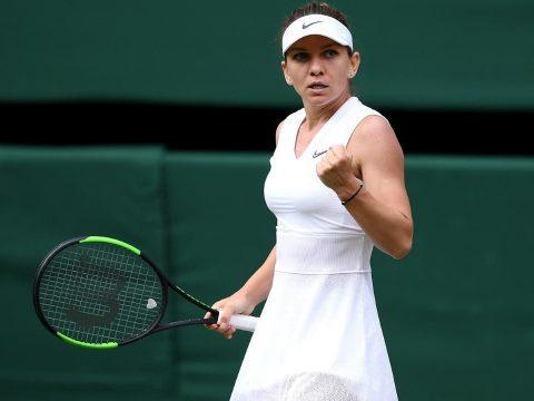 Pályafutása során először döntőt játszhat Simona Halep Wimbledonban
