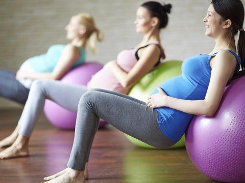 A várandósság alatti testmozgás csökkenti a születendő gyerek elhízásának esélyét