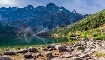 Lezuhant és meghalt egy magyarországi hegymászó a Magas-Tátrában