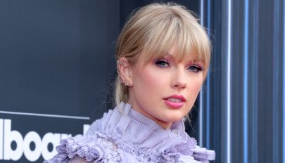 Taylor Swift a legtöbbet kereső híresség a Forbes listáján