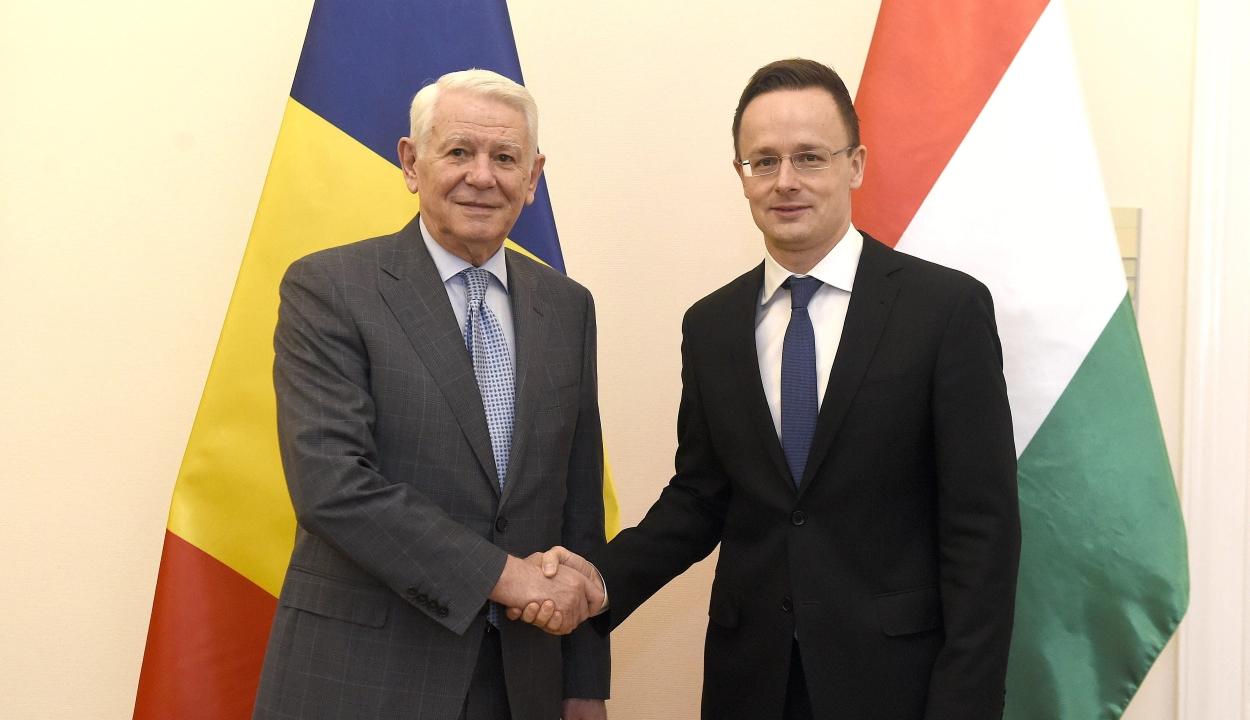Meleşcanu visszafogott nyilatkozatok tételére kérte Budapestet
