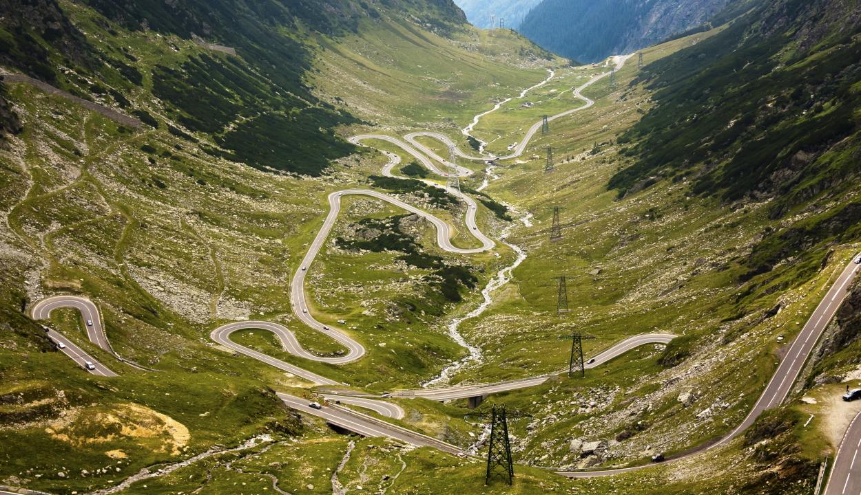 Megnyitották a Transzfogarasi utat