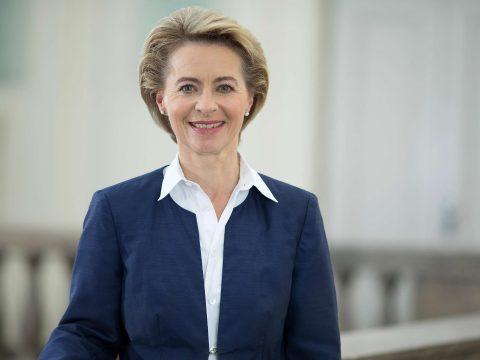 Ursula von der Leyen német védelmi miniszter lehet az Európai Bizottság elnöke