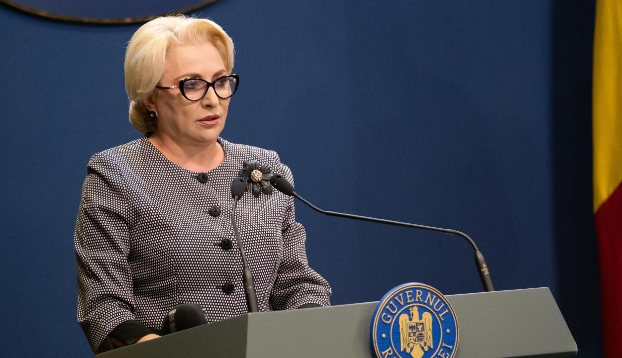 Dăncilă népszavazást írna ki a súlyos bűncselekményekért kiszabható büntetések megszigorításáról